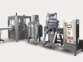 PROCESSED CHEESE PRODUCTION LINE PR8
